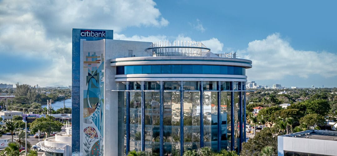OPENING UP CITIBANK BUILDING IN FT LAUDERDALE